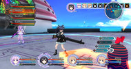 Hyperdimension Neptunia Mk2 screenshots