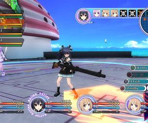 Hyperdimension Neptunia Mk2 Chat