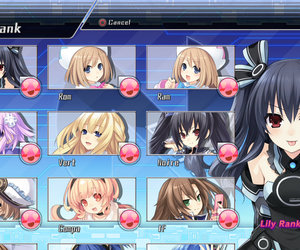 Hyperdimension Neptunia Mk2 Chat