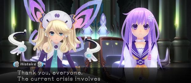 Hyperdimension Neptunia Mk2 News