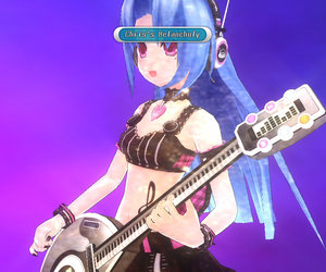Hyperdimension Neptunia Mk2 Videos