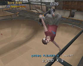Tony Hawk's Pro Skater 3 Screenshot from Shacknews