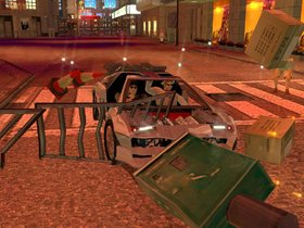 Wreckless: The Yakuza Missions Screenshot from Shacknews