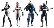 Mass Effect action figures include ME3 multiplayer DLC
