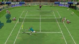 Virtua Tennis Chat