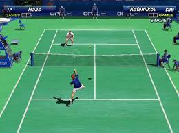 Virtua Tennis Videos