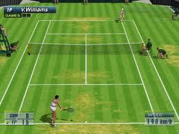 Virtua Tennis Files