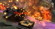 Twisted Metal Black screenshots