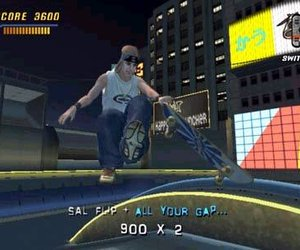 Tony Hawk's Pro Skater 3 Chat