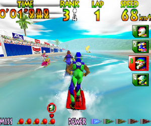 Wave Race Files