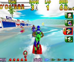 Wave Race Screenshots