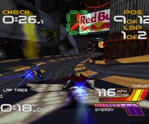 Wipeout XL Screenshots