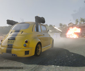 Gas Guzzlers: Combat Carnage Files