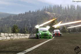 Gas Guzzlers - Combat Carnage Screenshot from Shacknews