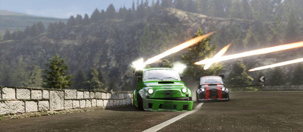 Gas Guzzlers: Combat Carnage News