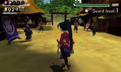 Sakura Samurai: Art of the Sword Chat