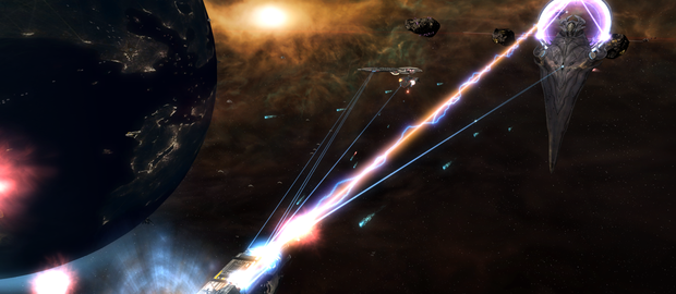 Sins of a Solar Empire: Rebellion News