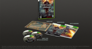 The Witcher 2 pre-order goodies