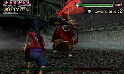 Sakura Samurai: Art of the Sword Screenshots