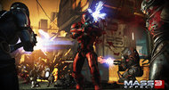 Mass Effect 3 copies launched into space