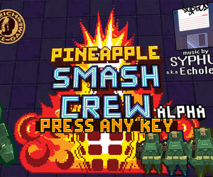 Pineapple Smash Crew Screenshots