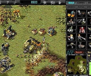 Dark Reign: The Future of War Screenshots