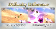 Kid Icarus: Uprising's 'intensity' mode explained