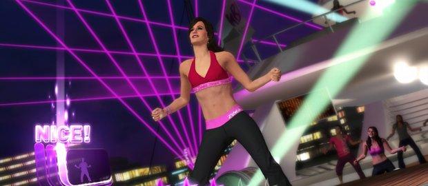 Zumba Fitness Rush News