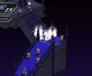 Disgaea 3: Absence of Detention Screenshots