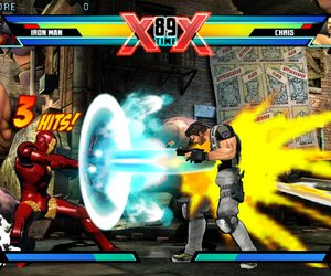 Ultimate Marvel vs. Capcom 3 Screenshots