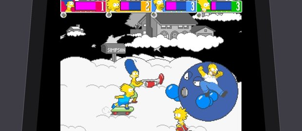 The Simpsons Arcade Game News