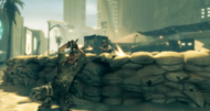 Spec Ops: The Line multiplayer trailer claims sand is a 'gamechanger'
