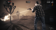 Alan Wake's American Nightmare started as survival mode