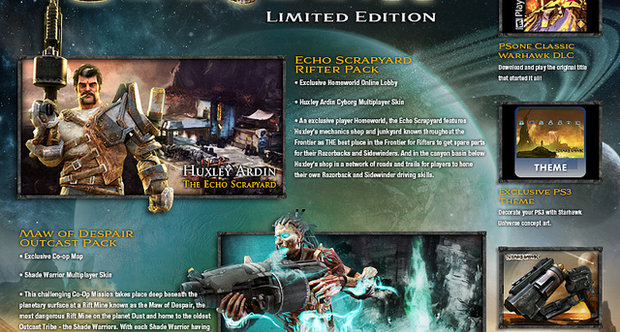 Starhawk Limited Edition topstory