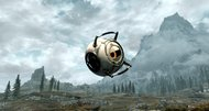 Skyrim gets HD texture pack, Portal 2 Space Sphere
