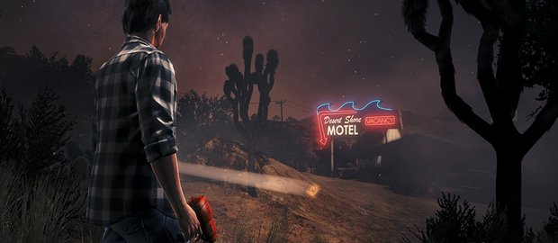 Alan Wake's American Nightmare News