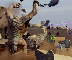 Kinect Star Wars Screenshots