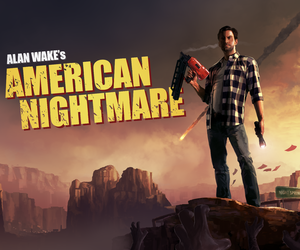 Alan Wake's American Nightmare Files