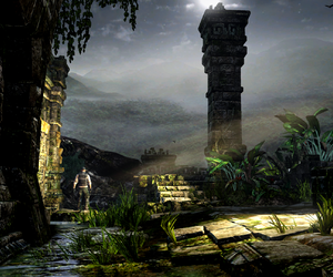 Uncharted: Golden Abyss Screenshots