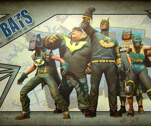 Gotham City Impostors Files