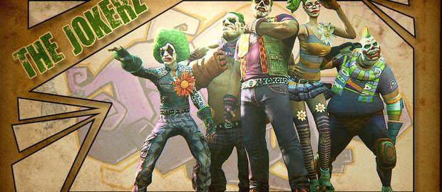 Gotham City Impostors News