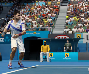 Grand Slam Tennis 2 Screenshots