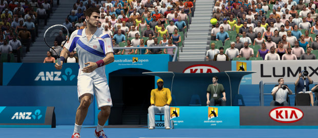 Grand Slam Tennis 2 News
