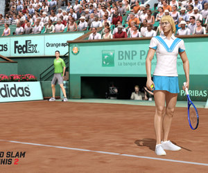 Grand Slam Tennis 2 Chat