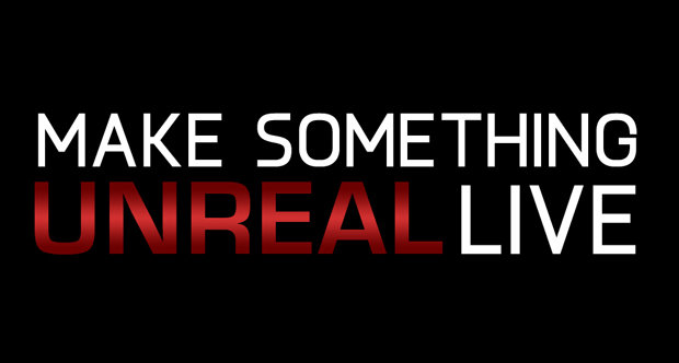 Make Something Unreal Live logo