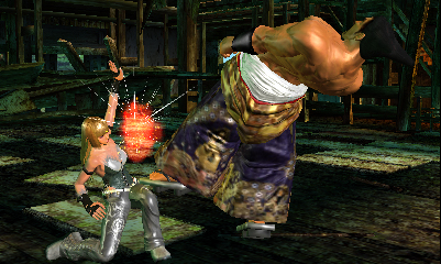Tekken 3D Prime Edition Screenshots