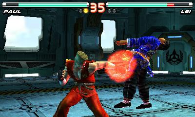 Tekken 3D Prime Edition Videos