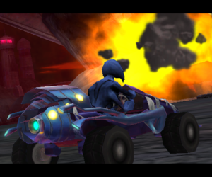 Ben 10 Galactic Racing Videos