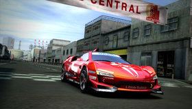Ridge Racer Screenshot from Shacknews