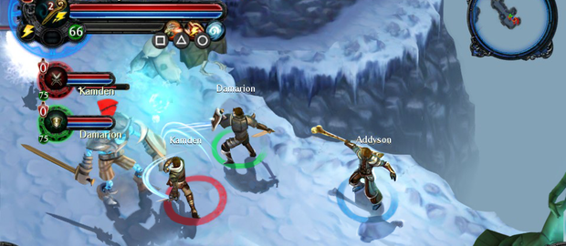 Dungeon Hunter Alliance News